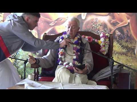 Секретное знание бхакти-йоги (Е.М. Чайтанья Чандра Чаран Прабху) - 08.09.2019