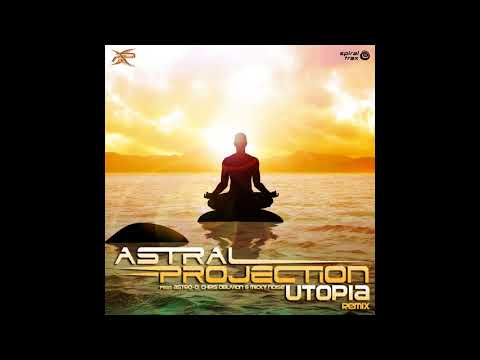 Astral Projection - Utopia (Astro-D, Chris Oblivion & Micky Noise Remix) ᴴᴰ