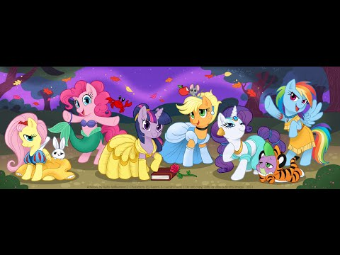 Why DO People Think of Disney When Watching MLP? - With Sweetie Bloom and Firebrand