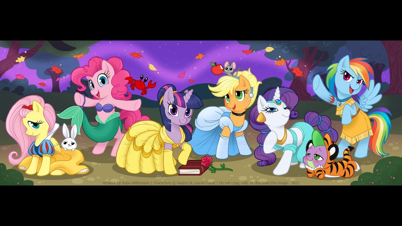 pony mlp disney cartoon princesas ponies princess princesses twilight rarity bloom sparkle deviantart character firebrand equestria magic cinderella belle fim