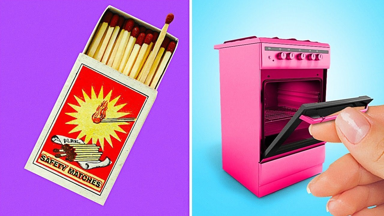 MINIATURE CRAFTS THAT WILL MELT YOUR HEART
