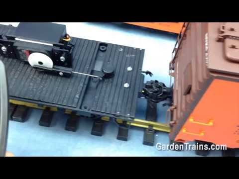 Garden Trains: Kadee Remote Uncoupling – Installing the 11100 Starter Kit