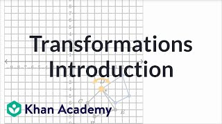Introduction to transformations | Transformations | Geometry | Khan Academy screenshot 5