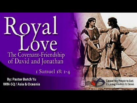 royal 1 samuel 18 1 4