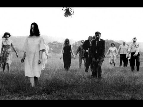 The Night of the living dead - Old black-white classic  full movie