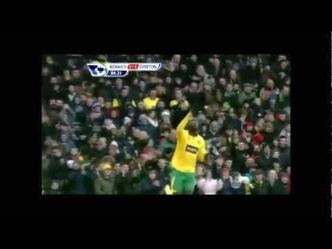 Kei Kamara vs Everton Feb 23rd 2013