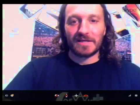 The chat with Kobi Farhi of ORPHANED LAND on CultureBuzzIsrael!