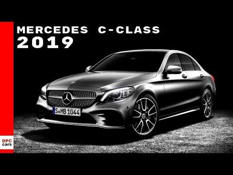 2019 Mercedes C-Class Revealed