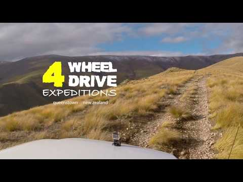 Central Otago, 4WD Expeditions New Zealand
