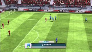 FIFA 13 - AMAZING LONGSHOT GOAL! FAIL THEN WIN! Thumbnail