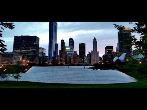 Pulaski at Night  (Chicago 2016- 2017)