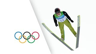 Ski Jumping - Normal Hill - Vancouver 2010 Winter Olympic Games