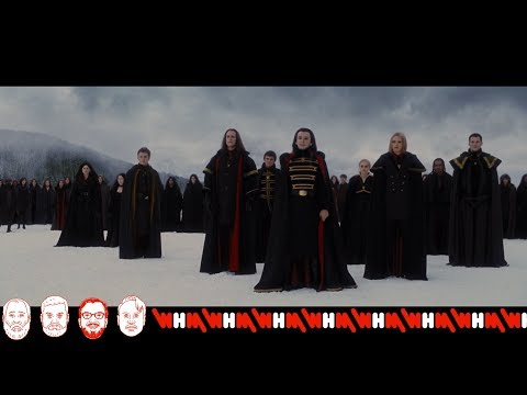 The Big Fight In TWILIGHT: BREAKING DAWN - PART 2 With We Hate Movies Commentary