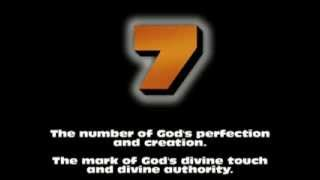 God And The Number 7 - You'll Be Amazed!