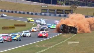 Video Forte acidente de Pedro Piquet na Porsche GT3 Cup em Goiânia download MP3, 3GP, MP4, WEBM, AVI, FLV Oktober 2018
