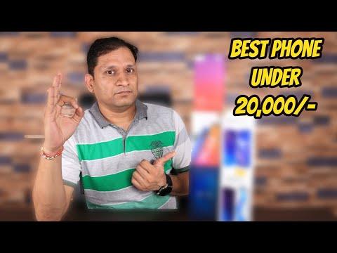 Best Smartphone Under 20,000/- | Best Budget Smartphones You Can Buy