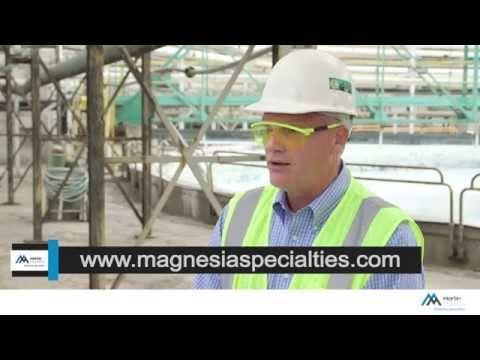 Martin Marietta Magnesia Specialties – Magnesium Hydroxide Slurry