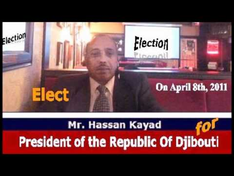 Djibouti election 2011 Hassan  kayad