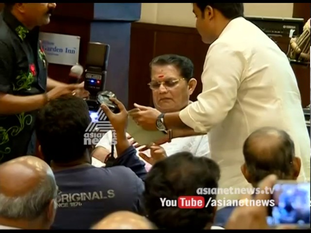 Mohanlal's new official website inaugurated by Jagathy Sreekumar