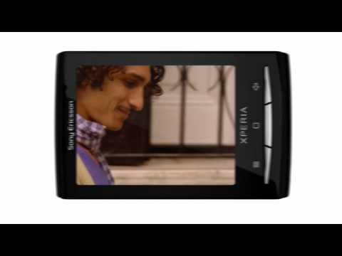 Sony Ericsson Xperia X10 Mini - Video Demo
