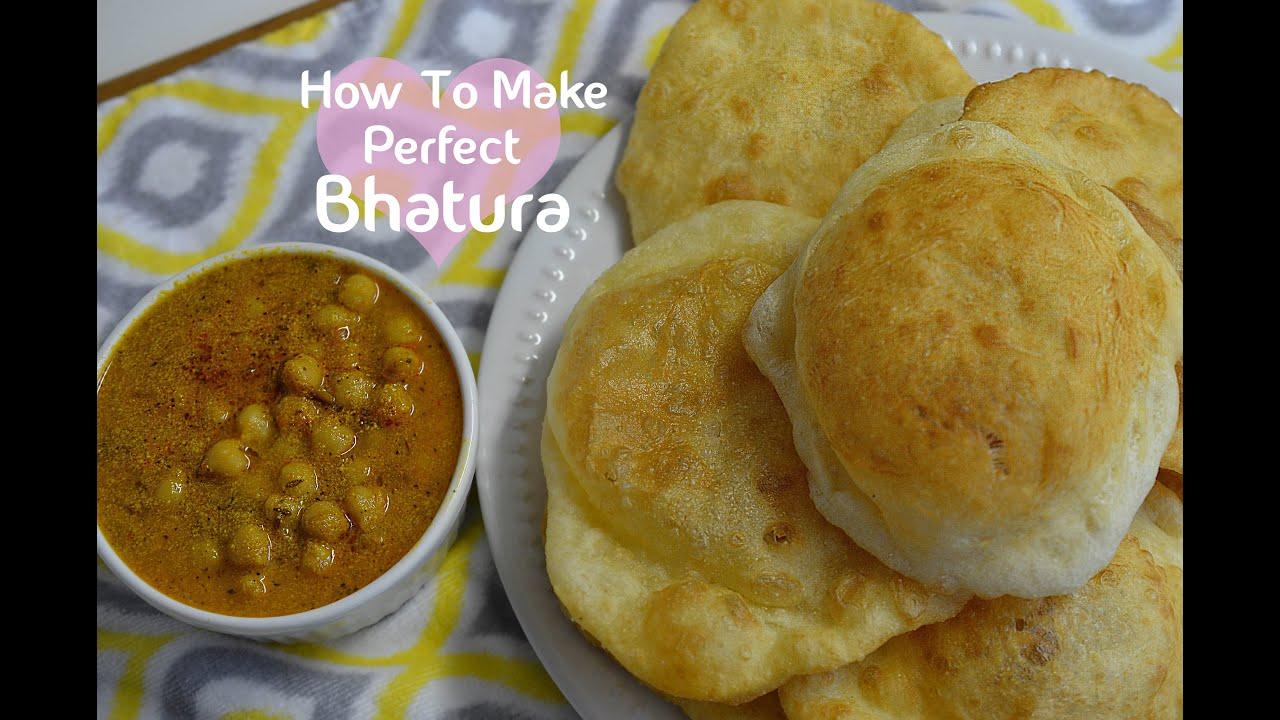 Perfect bhatura bhature recipe restaurant style meghas cooking perfect bhatura bhature recipe restaurant style meghas cooking channel episode 93 forumfinder Images