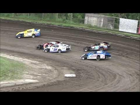 Eagle Raceway SportMod Heat #3 featuring Gary Saathoff