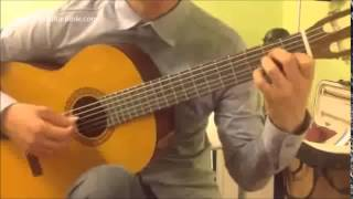 Guitar Lesson: Classical Guitar Piece; Love Story