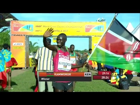 Senior Men - 2017 World Cross Country Championships Kampala