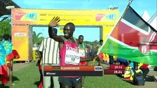 Senior Men - 2017 World Cross Country Championships Kampala