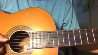Chàng Trai Mặc Áo Xanh (Boy in Blue) - Mademoiselle / guitar cover