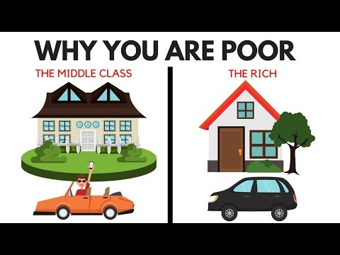 What Do The Rich Do Differently That The Poor And Middle Class Don't - WHY YOU ARE POOR
