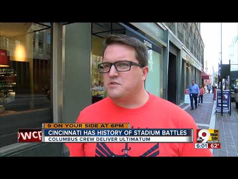 Cincinnati history of stadium battles shapes FC Cincy reaction