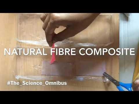 Natural Fiber Composite - DIY Fabrication
