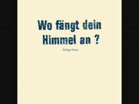 Philipp Poisel Schweigen Ist Silber Lyrics Genius Lyrics