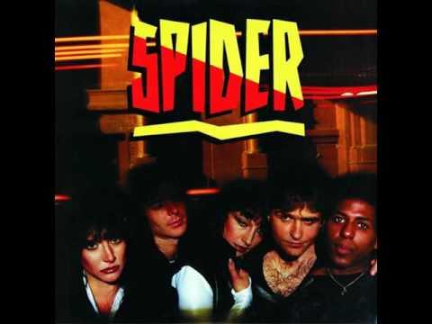Spider - S/T [1980 full album]