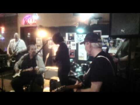 Cafe Charlie Mad Monday Blues Jam Set 4 on 1-26-15