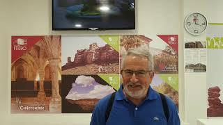 Isaías Salinas, de Bilbao cuenta su experiencia disfrutando de Turismo Fitero