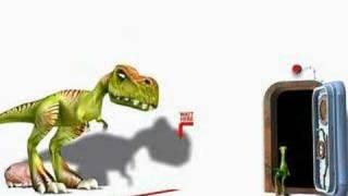 Dino Island - Game Scenes