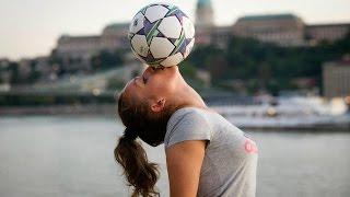 Amazing football skills 2015