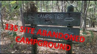 135 SITE ABANDONED CAMPGROUND IN GEORGIA