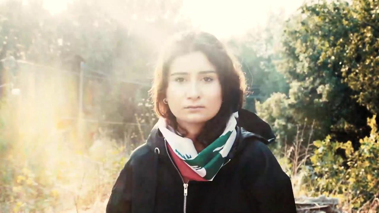 Lebanese Revolution 2019 - Christy Samaha - ثورة لبنان