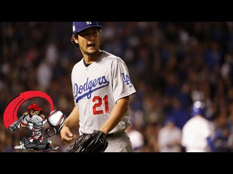 Yu darvish puts dodgers within one game of world series with vintage performance vs. chicago
