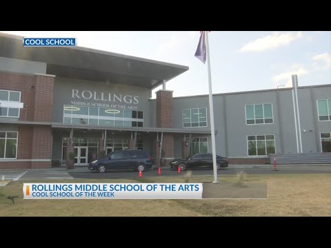 Cool School Rollings Middle School of the Arts