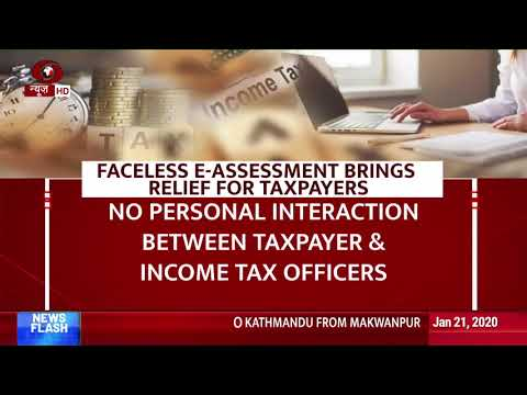 FACELESS E-ASSESSMENT BRINGS RELIEF FOR TAXPAYERS