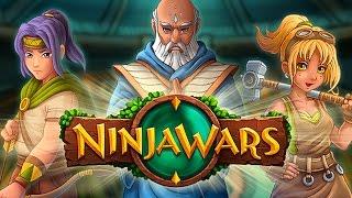 Обзор игры NinjaWars от NarutoPlanet.ru