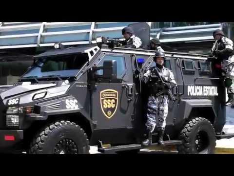 Ssc Edomex Lanzamiento Vehiculos T 225 Cticos Youtube