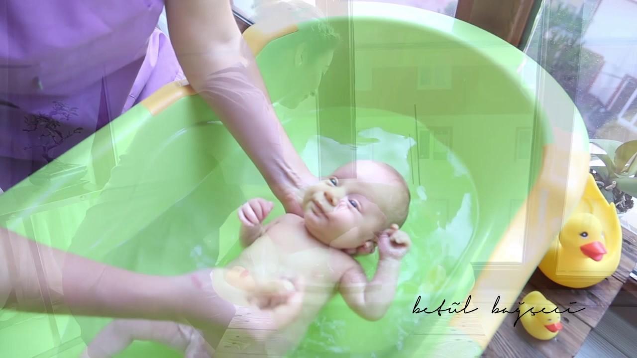 Bebek banyosu nasıl yapılmalı