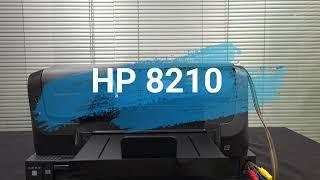 HP 잉크젯 프린터 비교 영상