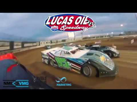 Night at the Races at Lucas Oil Speedway