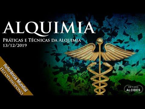 Alquimia - Práticas E Técnicas Da Alquimia - Alcides Melhado Filho - 13-12-2019